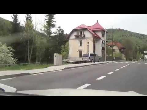 Sinaia E60 71 Große Walachei Karpaten Rumänien Romania 19.4.2016