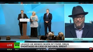 Post-Brexit shortage fears are 'nonsense' – Galloway