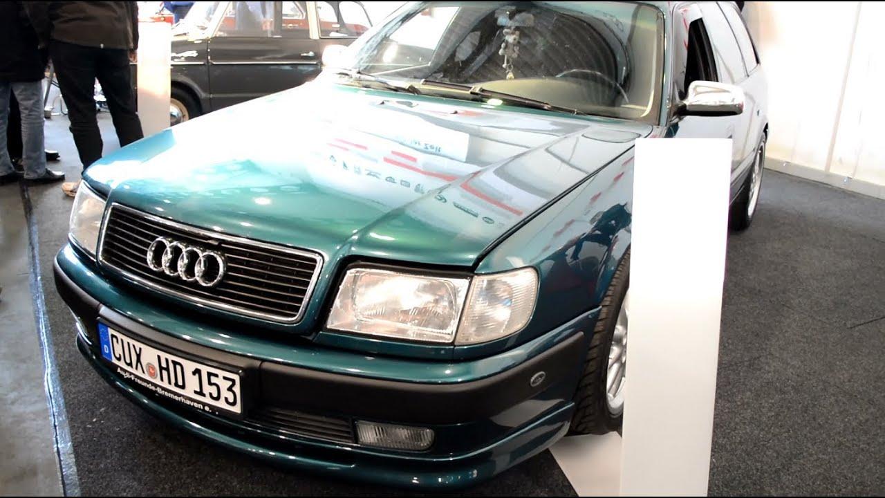 Audi 100 Avant A6 - YouTube