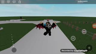 We played fepese at roblox