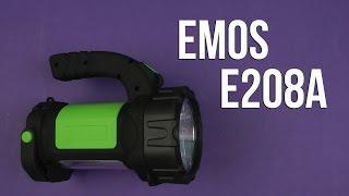 Распаковка Emos E208А