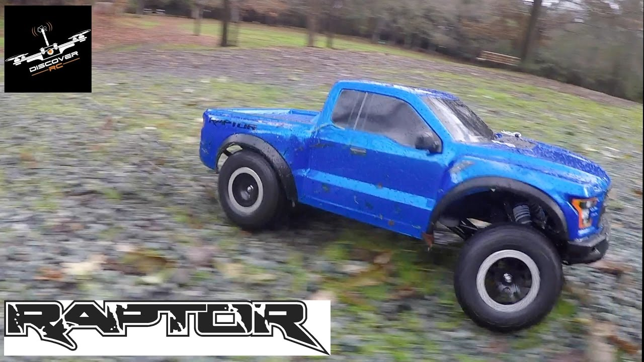 traxxas 2wd ford raptor rtr driven youtube. Black Bedroom Furniture Sets. Home Design Ideas