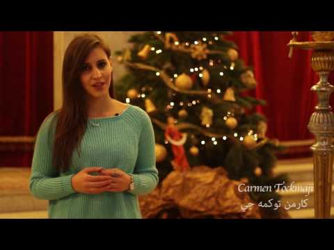 من دمشق (شوبحو لهاو قولو، سبحان الكلمة) كارمن توكمه جي from Damascus - Carmen Tockmaji