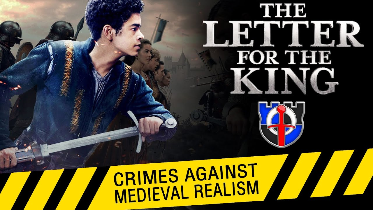 Download The Letter for the king: CRIMES AGAINST MEDIEVAL REALISM
