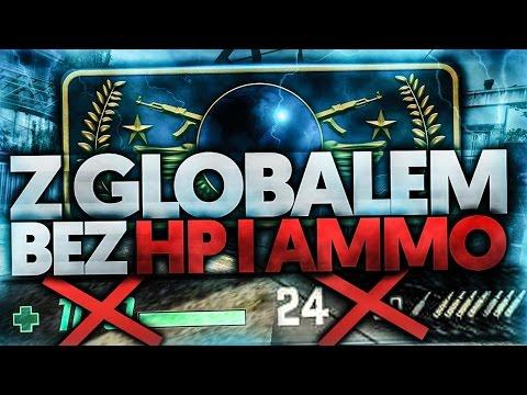 BEZ HP I BEZ AMMO Z ROGALIKIEM - GLOBALEM 1VS1 W CS:GO | KONKURS | GIVEAWAY