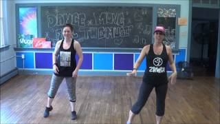 Sax by Fleur East Zumba Warm Up Routine