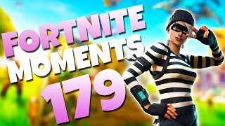 THE CRAZIEST SHOPPING CART GLITCH EVER! FLYING TO SPACE!! | Fortnite Best & Funny Moments Ep. 179
