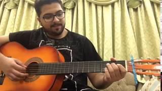 leyla ile mecnun - geri donme (gitar cover)