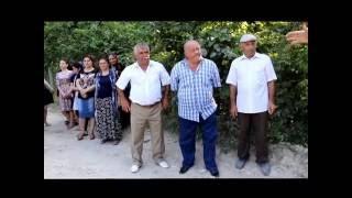 Открытие обновленного моста в селе Санчи