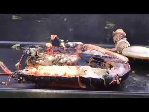 recette-facile---homard-au-jambon-de-bayonne