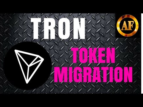 TRON (TRX) What Will Happen May 31st & How to Convert Your Tron!