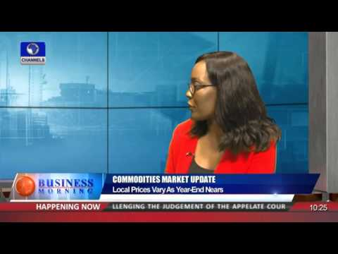 Business Morning: Commodities Market Update 12/11/15