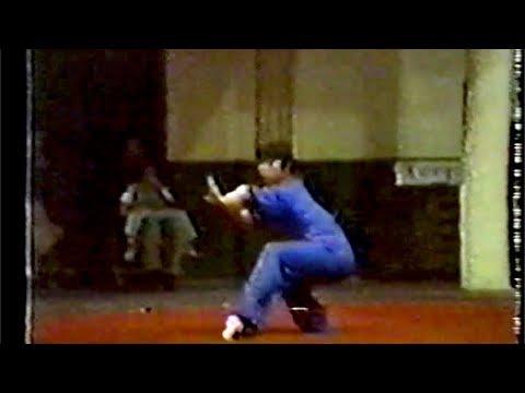 【武術】1984 女子地躺拳 / 【Wushu】1984 Women Ditangquan