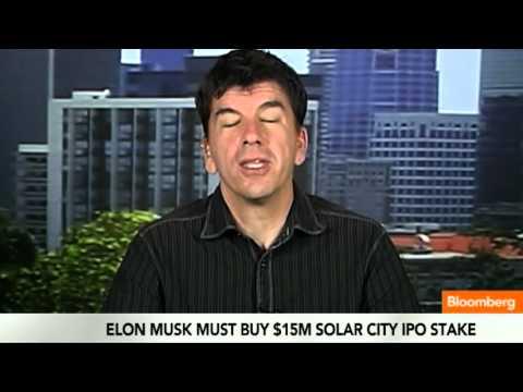 Elon Musk Aims for the Sun: Solar City Goes Public