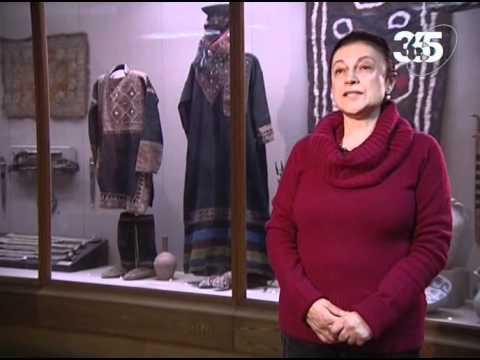 Национальные костюмы грузин.