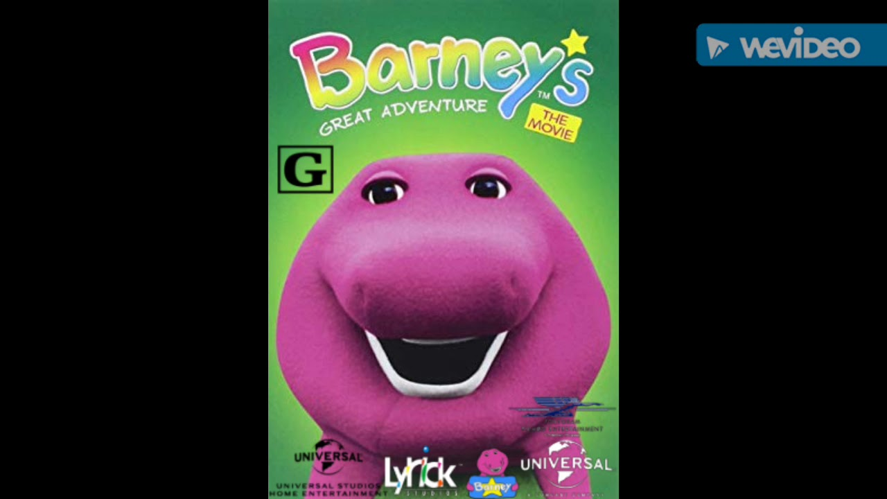 Barneys Great Adventure Youtube