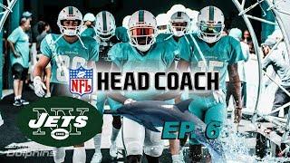 NFL Head Coach - Career Mode | J-E-T-S JETS JETS JETS!!! | EP. 6