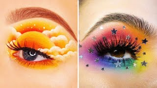 20+ Glamorous Eye Makeup Ideas & Eye Shadow Tutorials | Gorgeous Eye Makeup Looks
