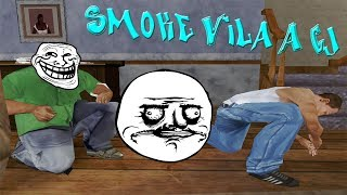 Smoke Viola A Cj - GTA San Andreas LOQUENDO