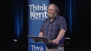 Rogue waves, Tsunamis and Solitons   Professor Peter Clarkson   Think Kent