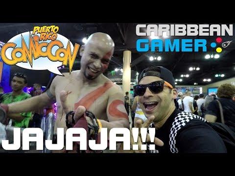 Comic Con Puerto Rico 2018 | Caribbean Gamer