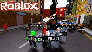 ATTACKED BY GILETS JAUNE ROBLOX SWAT SIMULATOR