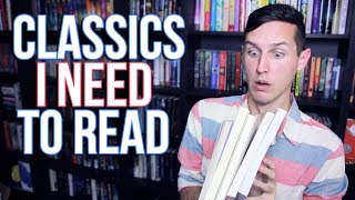 CLASSICS I NEED TO READ!