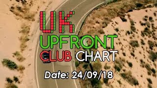 UK UPFRONT CLUB CHART TOP 50 (24/09/2018)