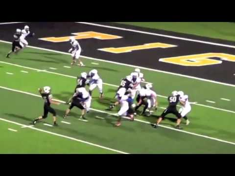 Tyler Russell WR [Elite Body Control] Malakoff, TX 2017