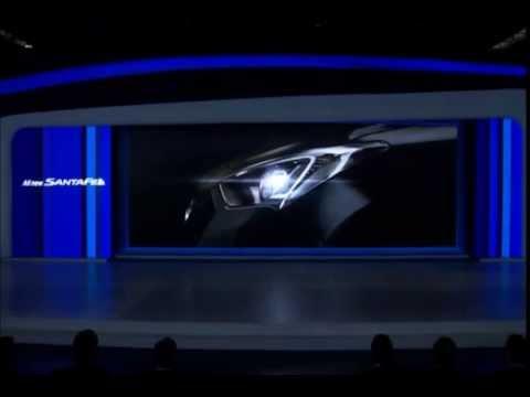 2012 Beijing Auto Show Hyundai Press Conference