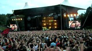 Die Toten Hosen Berlin Wuhlheide 03.07.09 - Intro Hang On Sloopy