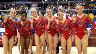 ЧМ 2018 (женщины) – Командное первенство / 2018 World Championships (women) – Team