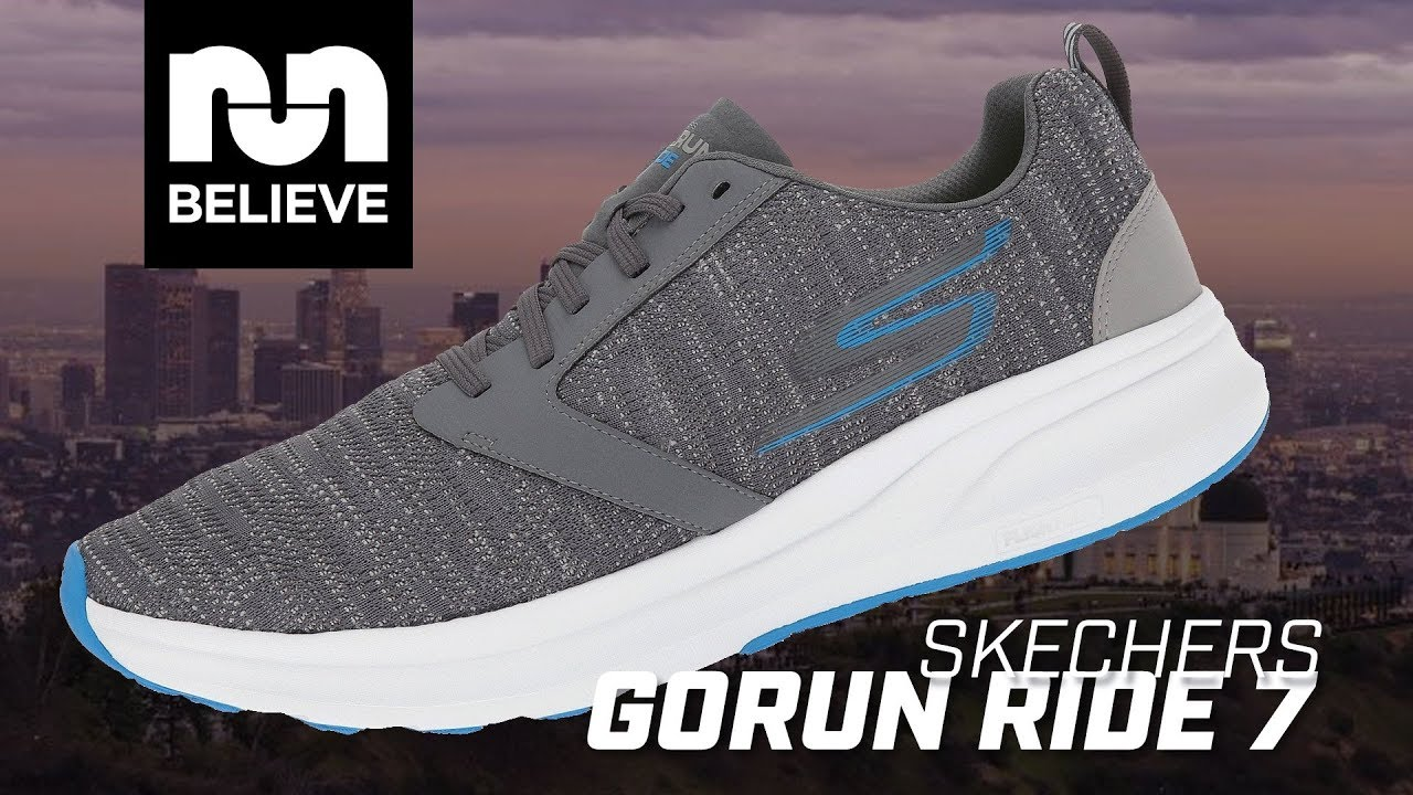 7188b72e Skechers Performance GOrun Ride 7 Video Review - YouTube