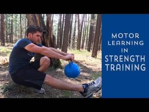 Neurological Strength - Motor Learning