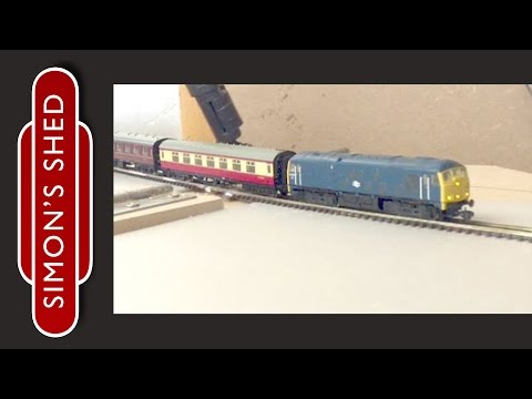 N Gauge Model Railway Layout Update: Shed Valley Railway 8