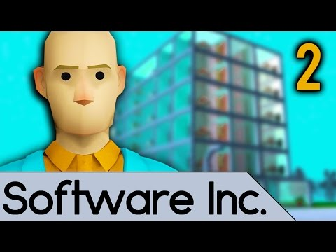 Software Inc Alpha 9   Are We Okay...? (Let's Play Software Inc Alpha 9 / Gameplay part 2)