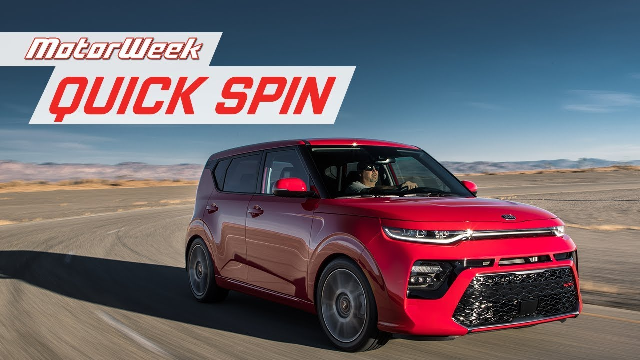 2020 Kia Soul Motorweek Quick Spin Youtube