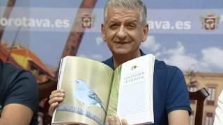 """Presentación del Nº22 de la revista científica """"El inDiferente"""", La Orotava"""