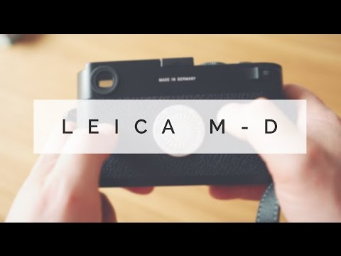 I cancelled my Leica M10 for a Leica M-D (Type 262)