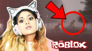 DON'T CAMP IN THIS FOREST IN ROBLOX!! | Roblox Roleplay (en)