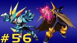 Mega Man Battle Network 6: Gregar (US) - Part 56: Bass BX Feat. TGP