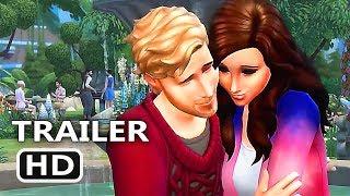 PS4 - The Sims 4 - Romantic Garden Stuff Trailer (2018)