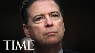 A New Report Criticizes James Comey For Breaking FBI Procedure In The Hillary Clinton Probe | TIME