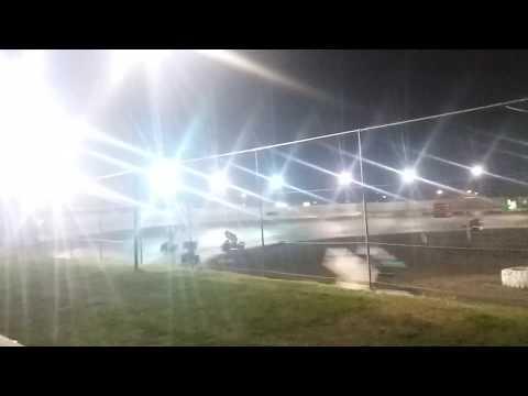 410 MOWA Sprint Car Feature @Peoria Speedway