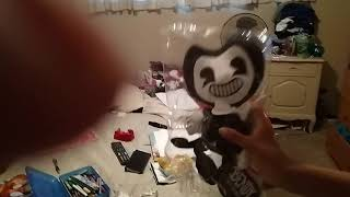 My Bendy plushie /no thubmail