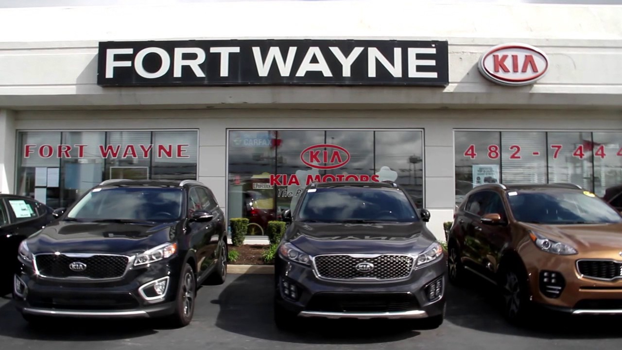Fort Wayne Kia >> Certified Pre Owned Sales Event Youtube