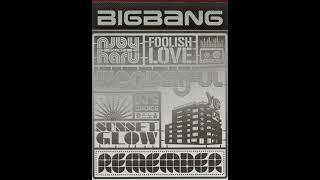 빅뱅 (BIGBANG) - Sunset Glow INSTRUMENTAL