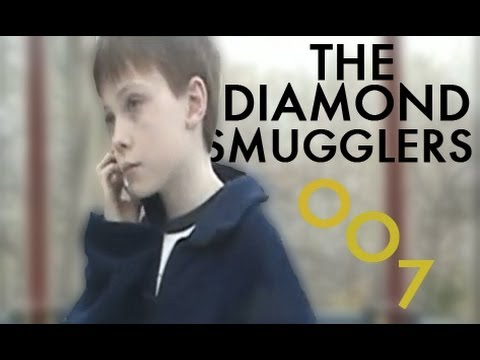 THE DIAMOND SMUGGLERS [2009] - James Bond Fan-Film Made By Kids