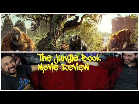 THE JUNGLE BOOK (2016) MOVIE REVIEW!!!
