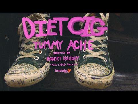 Diet Cig - Tummy Ache (Official Music Video)